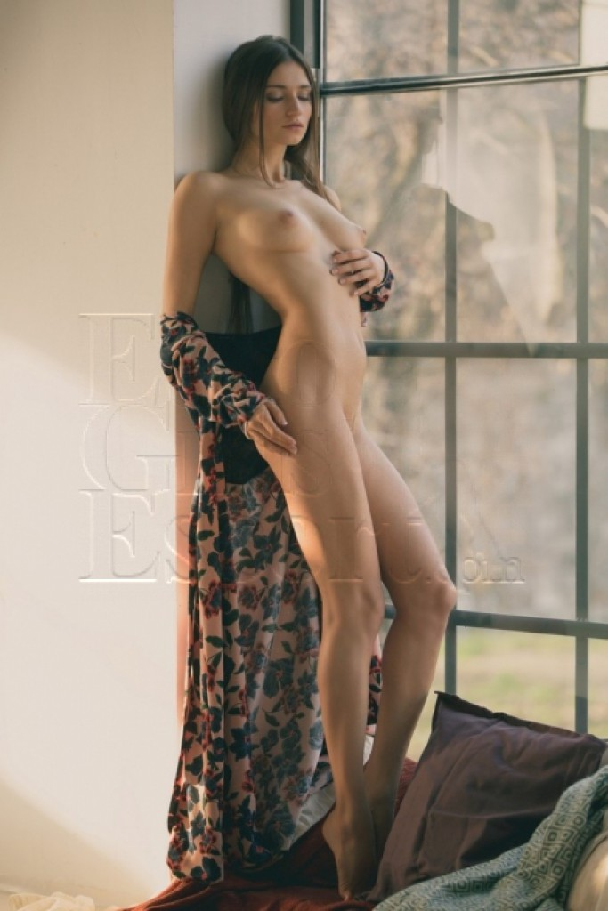 Nadia - top escort in Prague
