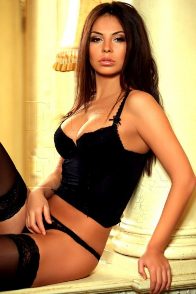 Victoria - top escort in Prague