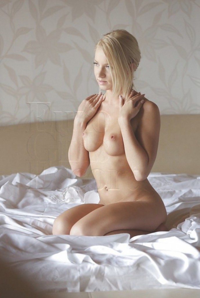 Lily - top escort in Prague