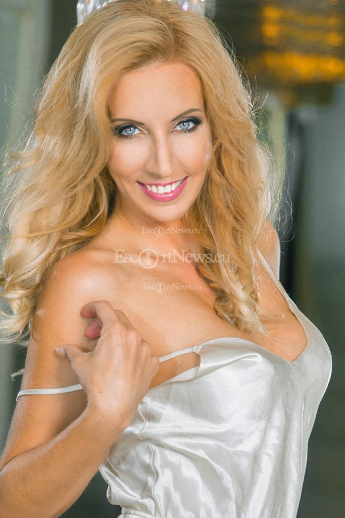 Vanessa - top escort in Prague