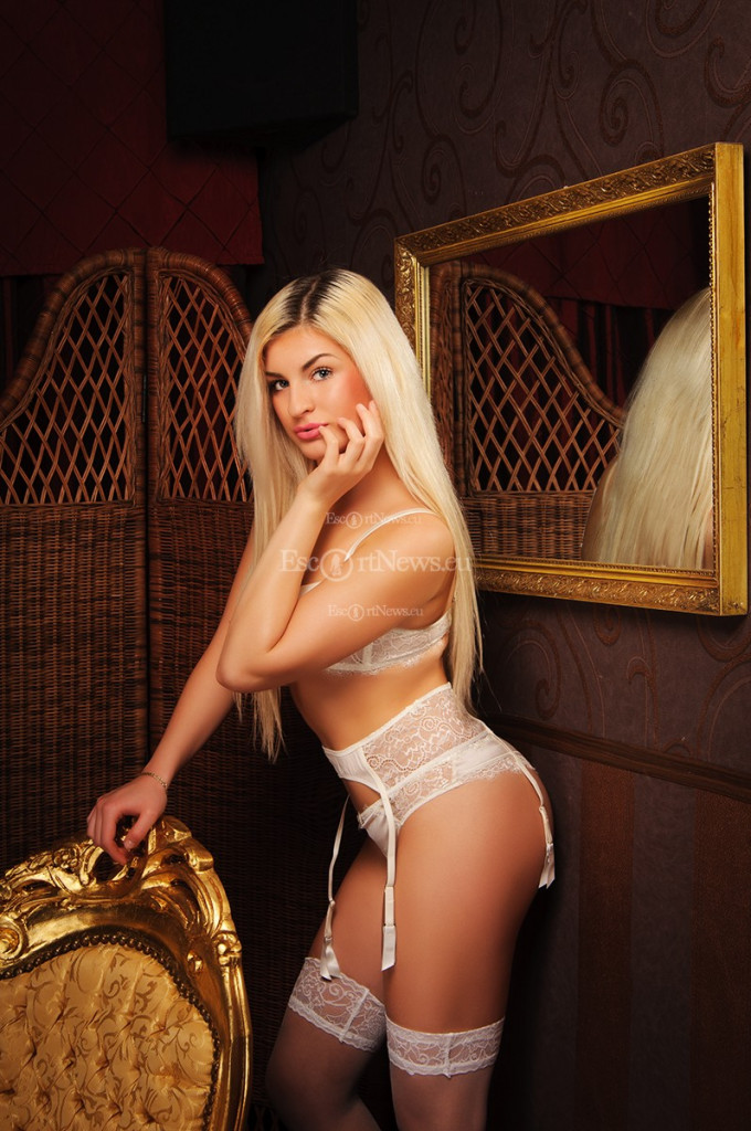 Diana - top escort in Prague