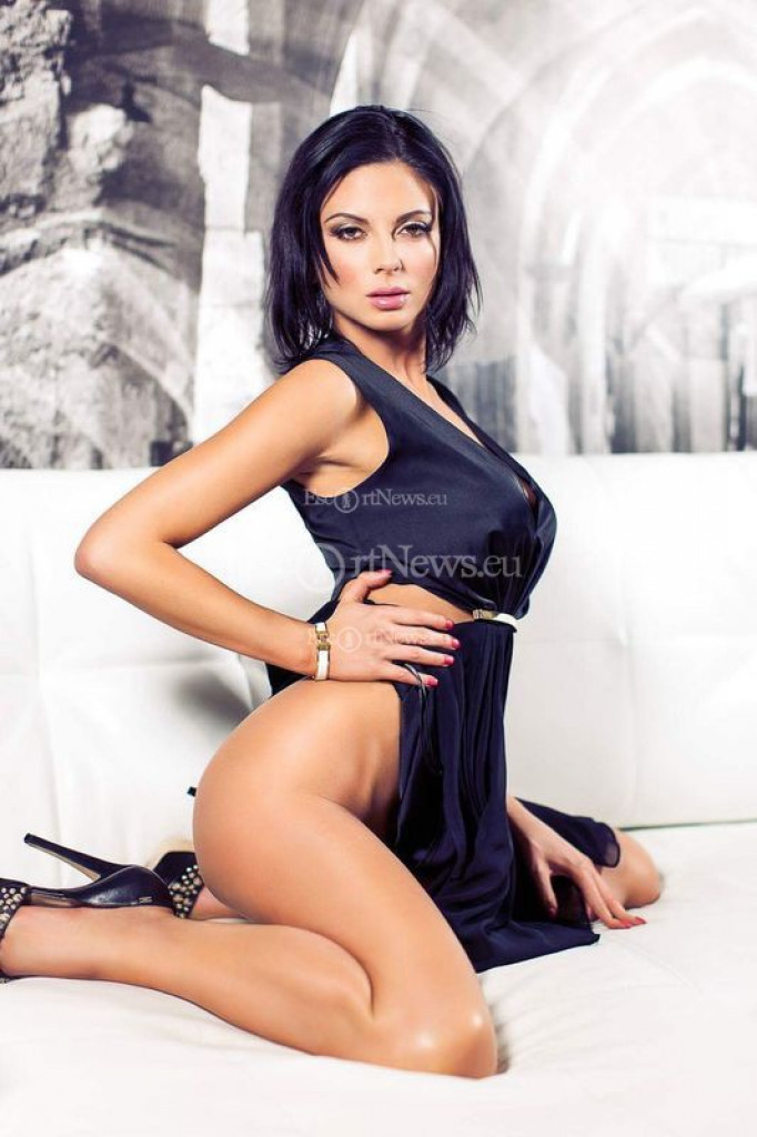 Monika  - top escort in Prague